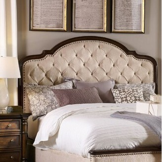 Hooker Furniture Leesburg Upholstered Headboard Size: King