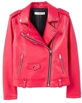 MANGO AppliquA biker jacket