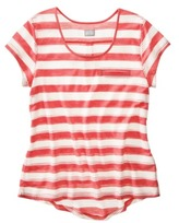 Converse One Star® Women's Short Sleeve Striped Halsey Top - Assorted Colors