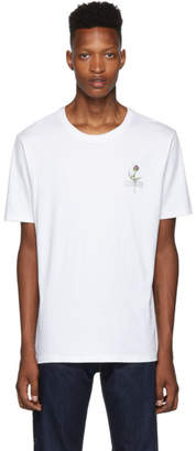HUGO White Danpur T-Shirt