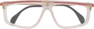 Cazal 190 295 Rectangular Glasses