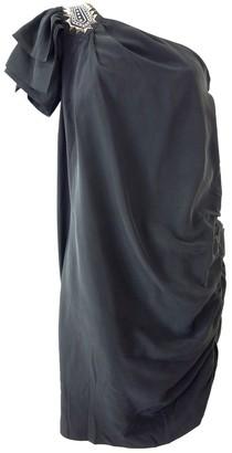 ALICE by Temperley Black Silk Dress for Women