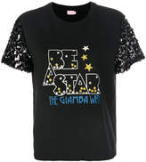 Giamba sequin embellished T-shirt