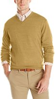 Cutter & Buck Men's Douglas V-Neck Sweater