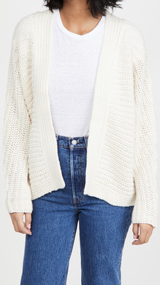 BB Dakota Knit Rewind Chunky Knit Cardigan