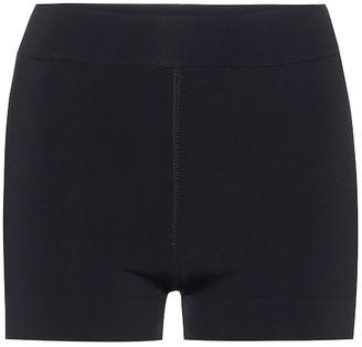 Alaã ̄A Stretch-knit shorts