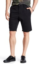 Public Opinion Flat Front Street Short