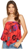 Free People Get Your Love Tube Top Women's Sleeveless