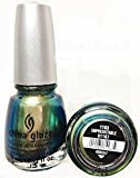 China Glaze Nail Lacquer With Hardeners Unpredictable 0.5oz 1163 1138316