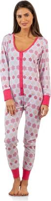 BHPJ by BedHead Pajamas Women's Long Sleeve Onesie