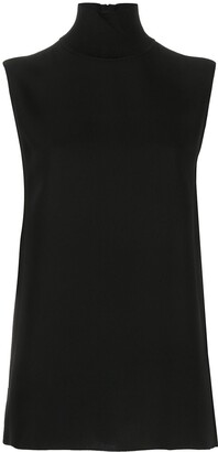 Joseph Sleeveless High Neck Top