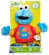 Sesame Street Talking 1,2,3 Cookie Monster