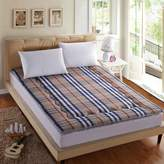 FDCVS edroom folding and comfortale reathale/ student dormitory mattresses/ thickened TATAMI mattress