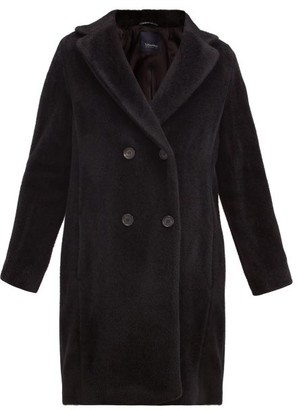 S Max Mara Locri Coat - Black