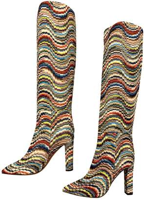 Missoni \N Multicolour Cloth Ankle boots