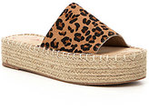 Coolway Bora Calf Hair Espadrille Sandals