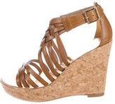 Tory Burch Annamarte Wedge Sandals w/ Tags