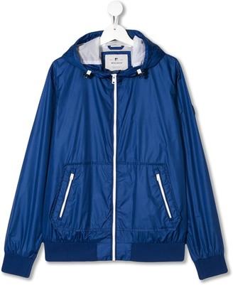 Woolrich Kids TEEN hooded jacket