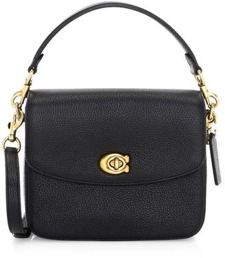 Coach Cassie Leather Crossbody Bag