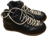 Visvim Black Leather Boots