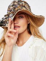 Free People St. Lucia Paillette Hat