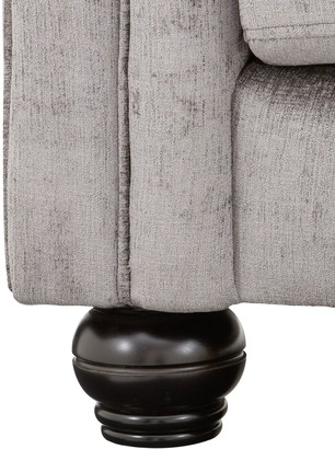 Regent Fabric 3 Seater + 2 Seater Sofa Set (Buy and SAVE!)