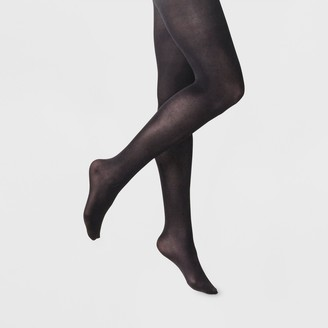 A New Day Women's 50D Opaque Control Top Tights