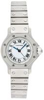 Cartier Vintage Santos Galbee Octagon Watch, 25mm
