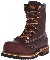 Thorogood Men's American Heritage 8 Inch Safety Toe Lace-up Boot