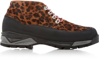 Diemme Asiago Calf Hair Ankle Boots