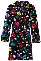 Monster High Big Girls' Bathrobe