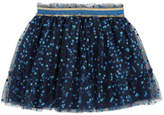 Gucci Sequined tulle skirt