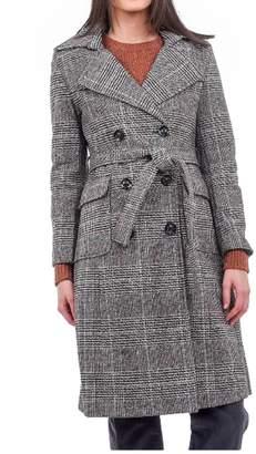 Rebecca Elliott Winter Trench Coat
