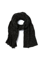 Country Road Flecked Knit Scarf