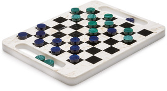 Edie Parker Checkers Set
