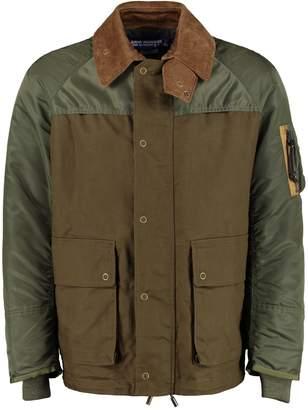 Comme des Garcons Junya Watanabe Multi-pocket Cotton Jacket