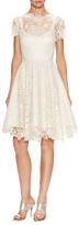 Maria Lucia Hohan Sienna Lace Flared Dress