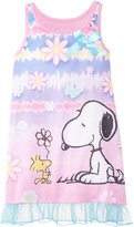 Komar Kids Big Girls' Snoopy Gown