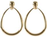 Oversized Teardrop Earrings