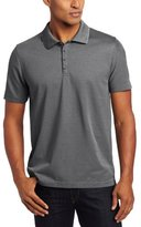 Perry Ellis Men's Iridescent Polo Shirt