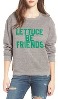 Sub Urban Riot Women's Sub_Urban Riot Lettuce Be Friends Sweatshirt