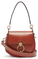 Chloé Tess Small Leather Cross-body Bag - Womens - Brown