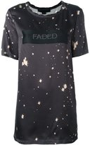 Alexander Wang splatter print T-shirt - women - Viscose - 2