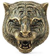 Gucci Feline head pin