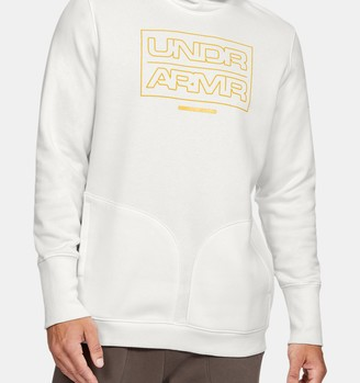 Under Armour Men's UA Baseline Fleece Hoodie