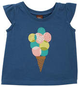 Tea Collection Sweet Graphic Tee (Baby Girls)