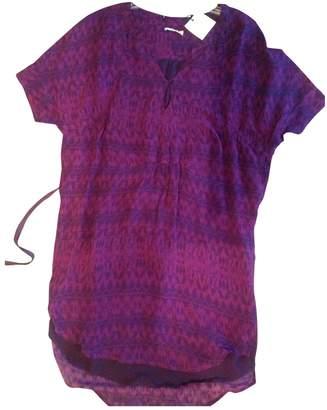 By Zoé Purple Dress for Women