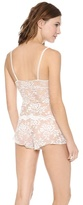 Only Hearts Club Cropped Camisole & Panty Set