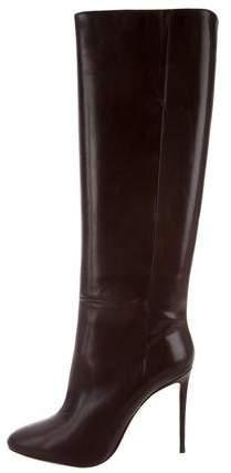 Aquazzura Brera 105 Knee-High Boots w/ Tags