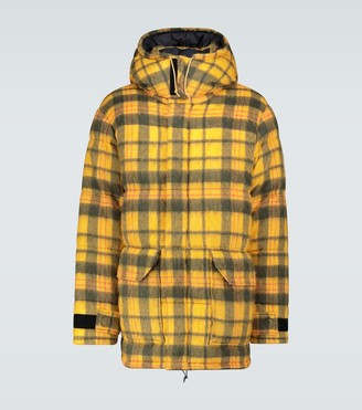 The North Face Brown Label Summit parka jacket
